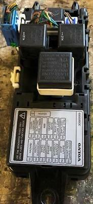2001 1 8 volvo s40 s-40 fusebox fuse box 30889989