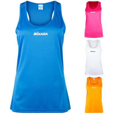 Mikasa Frauen MIWAL Player Shirt Damen Volleyball Tanktop Beachvolleyball MT6029