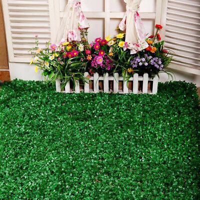 Indoor/Outdoor Synthetic Lawn Artificial Grass Mat Thickness Fake Grass Turf SJI