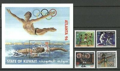 Olympiade 1996, Olympic Games - Kuwait - ** MNH