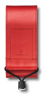 4.0482.1 VICTORINOX SWISS ARMY KNIFE RED POUCH COVER CASE for 111mm 1-3 layers