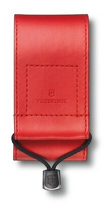 4.0481.1 VICTORINOX SWISS ARMY KNIFE RED SHEATH POUCH COVER 91 & 93mm 5-8 LAYERS