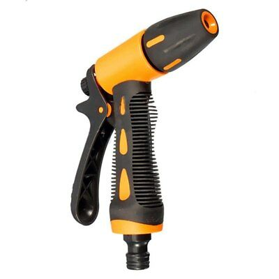 5 Function Spray Gun Garden Car Hose Sprayer Nozzle Water Pipe Sprayer G4I6
