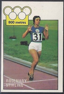 A&bc-Olympics (X36)1972-#04- Athletics - Rosemary Stirling