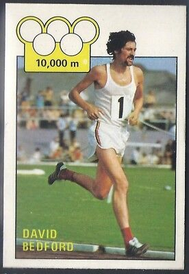 A&bc-Olympics (X36)1972-#09- Athletics - David Bedford