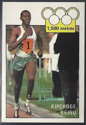 A&bc-Olympics (X36)1972-#15- Athletics - Kipchoge Keino