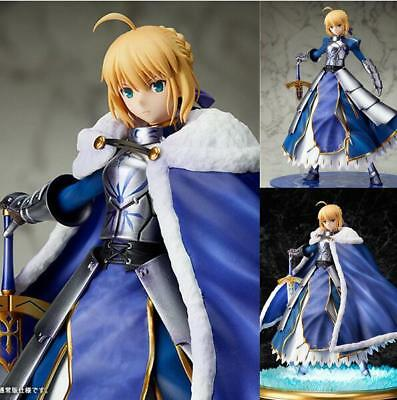 Fate/Grand Order SABER Arturia Pendragon Luxuriös Glühend Anime Figure Figuren
