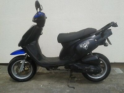 pegasus sky 50 tgb roller moped 50 ccm 45 km h gebraucht. Black Bedroom Furniture Sets. Home Design Ideas