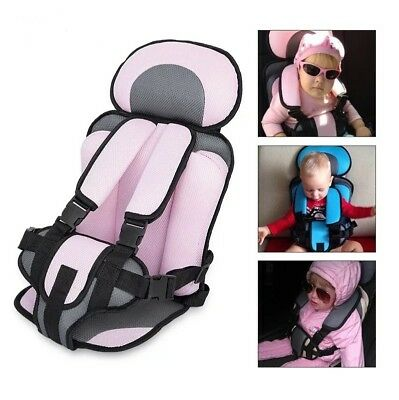 Adjustable Baby Car Seat Cover For 9 Months-5 Years Old Safe Toddler Booster Kid