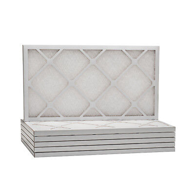 12x24x1 Merv 6 Replacement AC Furnace Air Filter (6 Pack)