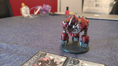 Rackham AT-43 Hekat Golgoth (Red) Sci-fi blame SALE!! RPG Wargame Walker SALE!!!