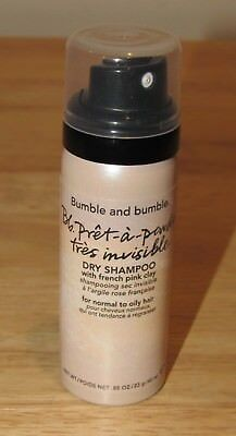 Bumble And Bumble Pret A Powder Tres Invisible Dry Shampoo Travel Size 0.85 Oz
