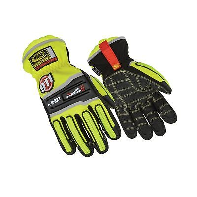 Ringers Gloves R-327 Extrication Barrier1, Heavy Duty Extrication Gloves, Med...