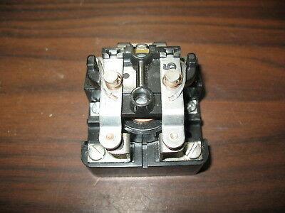 Potter & Brumfield PRD7AY0 1 HP Power Relay with 120V Coil
