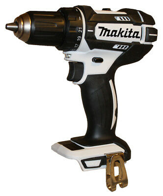 "Makita 18V Drill Driver Cordless LXT 1/2""Chuck Power TOOL ONLY Screw Gun XFD10ZW"