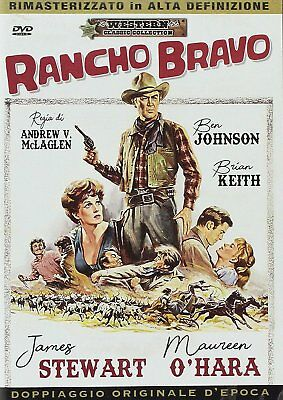 Dvd Rancho Bravo - (1966) Western ** A&R Productions ** .......NUOVO