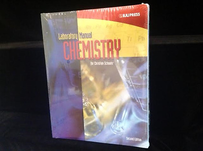 Bju press chemistry lab manual 2nd ed student workbook science bob bob jones chemistry lab manual 2nd ed bju science 11th fandeluxe Images