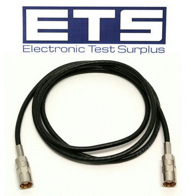 SMB Female To Female 3' Coax Coaxial Cable