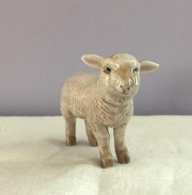 Vintage Bing Grondahl Lamb Sheep Figurine 2171 Excellent Cond 1st Quality