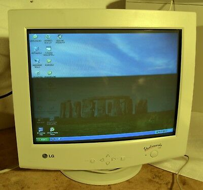 LG STUDIOWORKS 700S 17 CRT MONITOR DRIVERS FOR WINDOWS VISTA