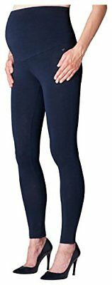 Blu W40 ESPRIT Maternity Legging OTB M84122, Leggings Donna,  (Night e),