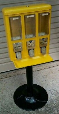 Yellow Lolly machine