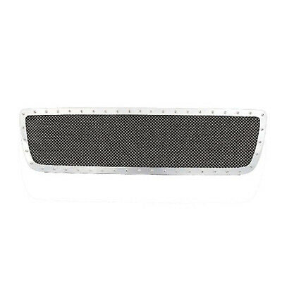 07-09 Toyota Tundra Rivet Chrome Stainless Steel Wire Mesh Grille Grill Insert