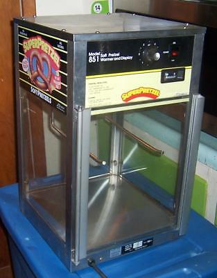 Super Pretzel Model 851 Warmer and Display