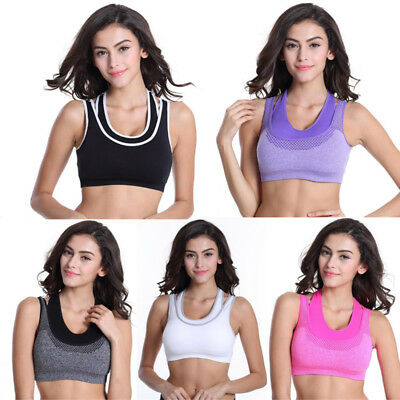 a942c18017 WOMEN S HIGH IMPACT Support Bounce Control Plus Size Workout Sports ...