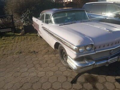 Oldsmobile  Ninety Eight 1958 Rocket V8 371 cui US Car USA