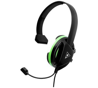 Turtle Beach Recon Chat Gaming Headset Wired Single side for Xbox One Black