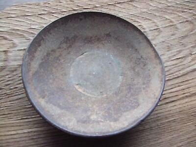 China.  Han Dynasty.  205 Bc - 220 Ad.  Glazed Wine Cup.   Nice Condition.