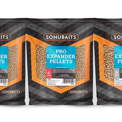 Sonu Pro Expander Pellets Just Soak No Pump Needed All Sizes Available 500g Bag