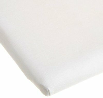 Carters Easy Fit Jersey Portable Crib Fitted Sheet, Ecru - NEW