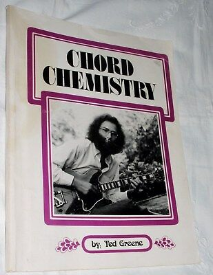Chord Chemistry By Ted Greene Can Deliver Please See Description