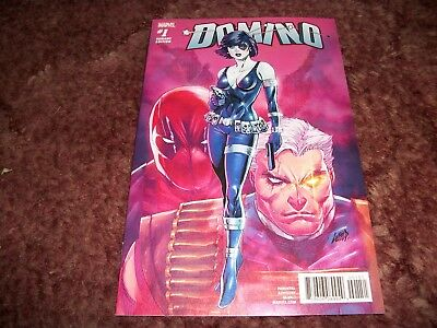Domino #1 Rob Liefeld 1/25 Variant