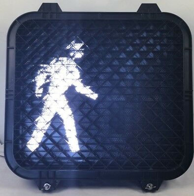 McCain Pedestrian Traffic Signal Crosswalk Walk-Don't Walk Light Collectible