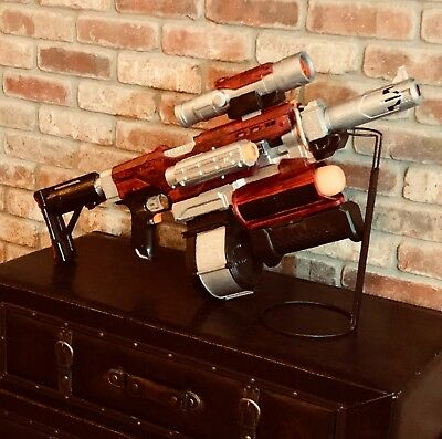 Nerf Demolisher 2-In-Modified  (For Collectors)