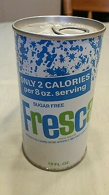 *ON SALE* 1970s Fresca can unopened empty