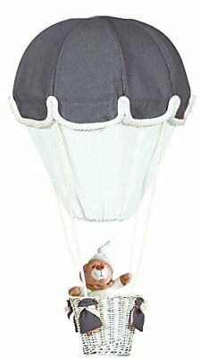 Gris PMP-Lampada a mongolfiera, colore: grigio scuro/Bianco Baby Product (xbb)