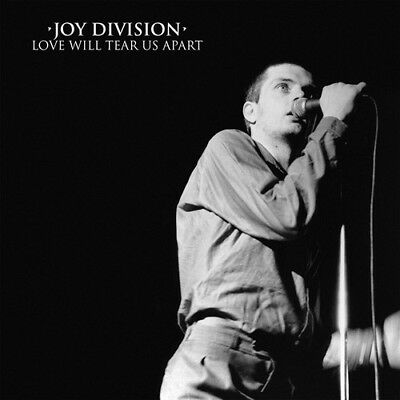 "Joy Division Love Will Tear Us Apart rmstrd remix 12"" NEW sealed"