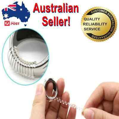 Ring size adjuster reducers Spiral Invisible Snug Guard RESIZER ADJUSTERS TOOL