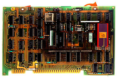 Hp Hewlett Packard Rev B Cpu Board High Yield Gold Recovery Scrap