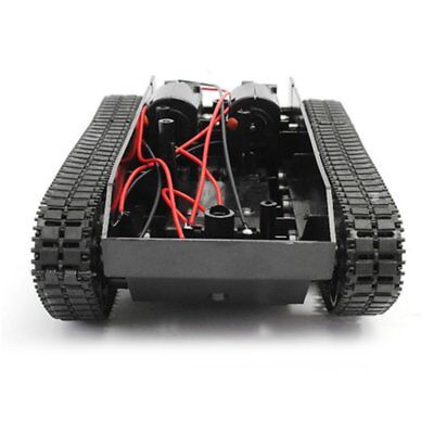 Robot Tank Chassis Light Damping balance Tank Robot Chassis For Arduino SCM FK