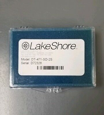 Lakeshore Cryogenic Temperature Sensor - Model DT-471-SD-2S