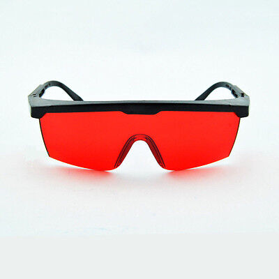 Portable Protection Goggles Laser Safety Glasses Green Blue With Velvet Box FK