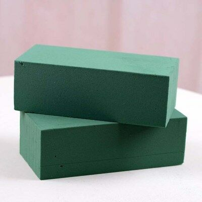 8Pcs High Quality Water Absorbed Floral Foam Sheets for Plants Flower Package