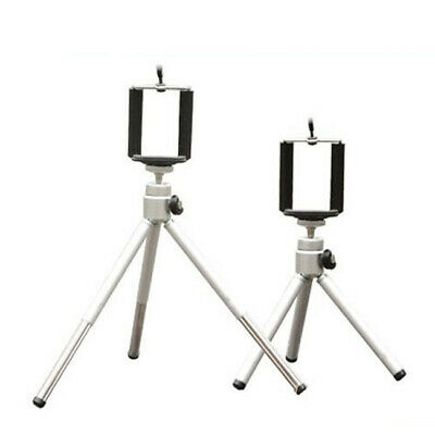 Universal Mini Stand Tripod Mount Holder Aluminum For Smart Phone Cell Camera