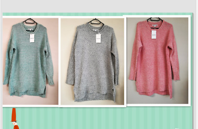 COUNTRY ROAD LADIES Women 3 colors Long Sleeve KNIT cardigan jumper top sz XS, S