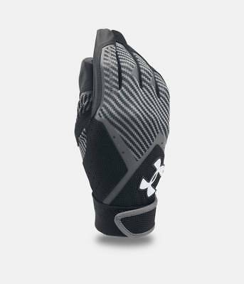 Under Armour Ua Cleanup Youth Baseball Batting Gloves 1291216-001